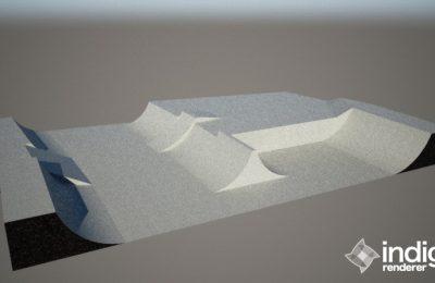 PARK 3D STEPUP V STREDE 5